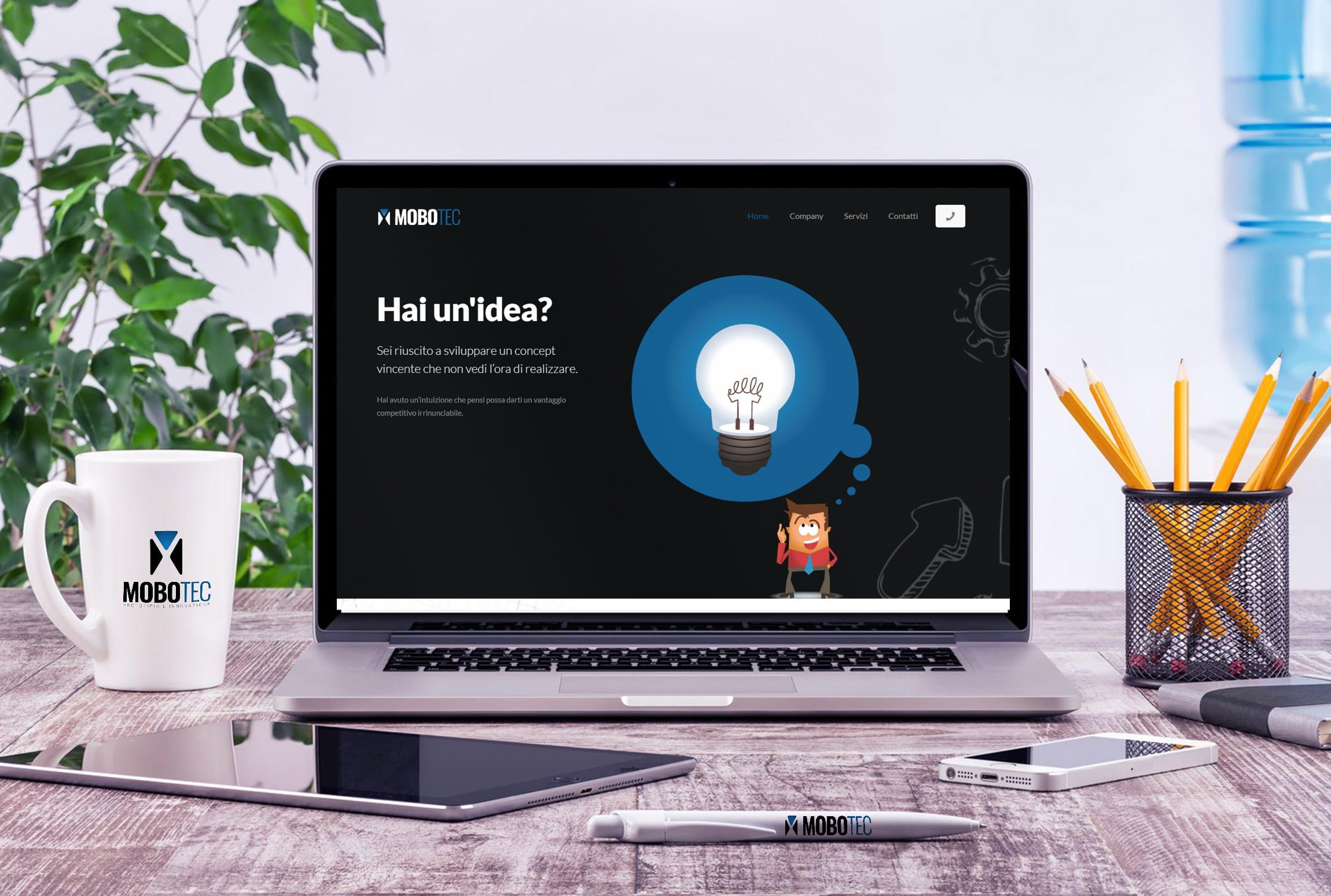 sito internet prototipia torino