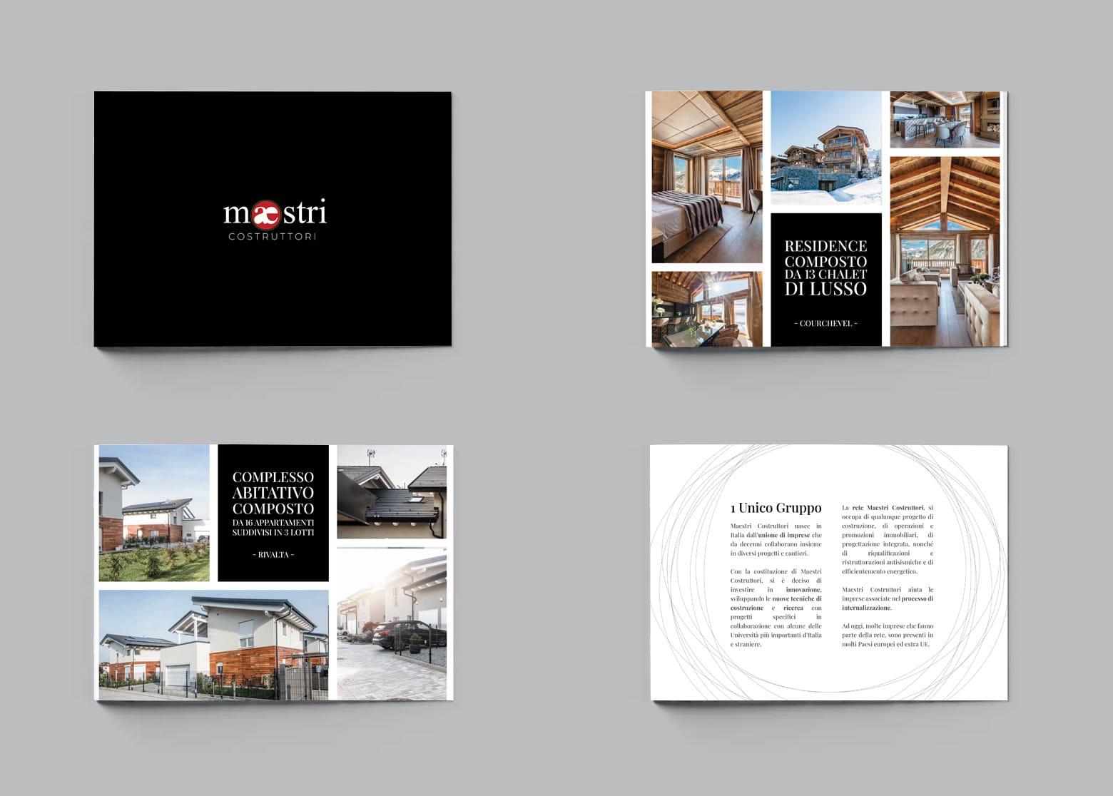 brochure maestri costruttori